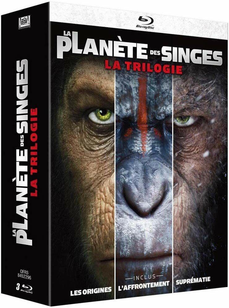 """Un nouveau film """"La Planète des Singes """" en préparation et …"""